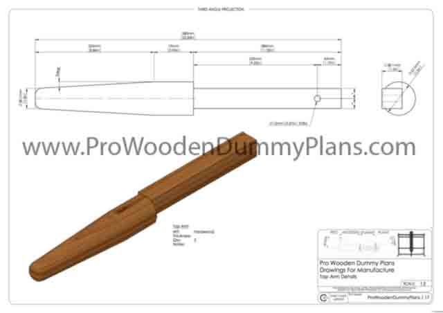 index » dummy » plans » Wooden » Wooden dummy plans