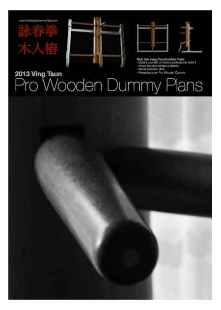 Pro Wooden Dummy Plans.