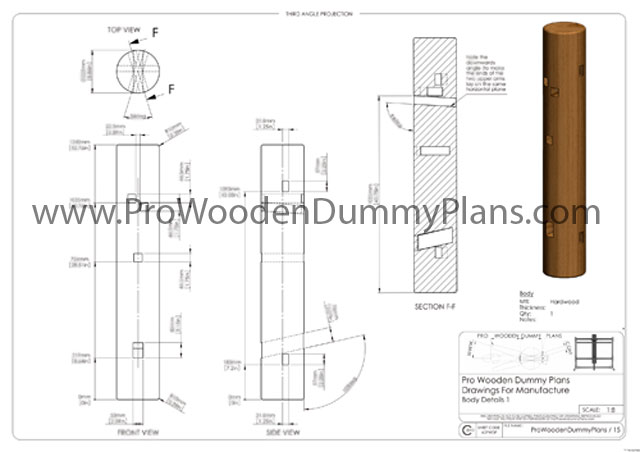 ProWoodenDummyPlans- Home Made Wing Chun Dummy Plans on home made makiwara, home made rowing machine, home made gi,